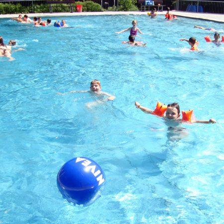 Früh-Schwimmen
