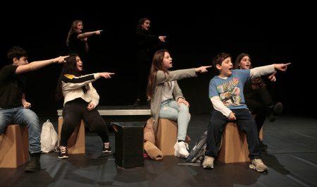 """""""TUSCH"""" Theater & Schule"""