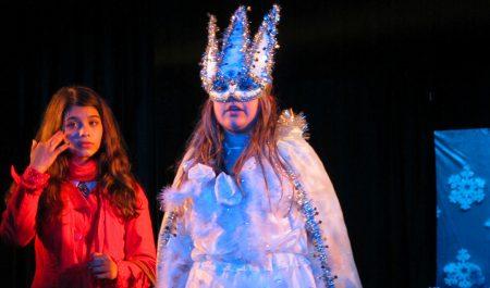 Die Magie der Schneekönigin